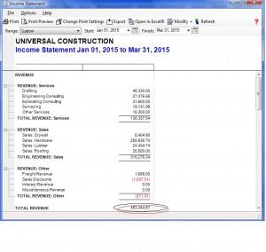 Record GST Payable 4